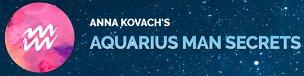 Aquarius man
